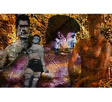 Gladiators Photographic Print