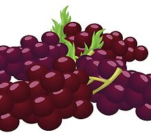 Bunch Of Grapes by kwg2200