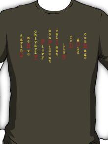 Harry Potter Hogwarts House Gryffindor T-Shirt
