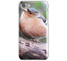 British Garden Birds iPhone Case/Skin