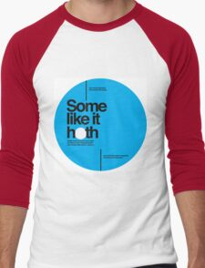 Star Wars: Some like it hoth Men's Baseball ¾ T-Shirt