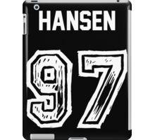 Hansen'97 (B) iPad Case/Skin