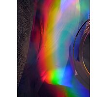 Prismatic Pyroclast Photographic Print
