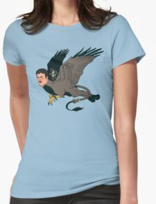 Del Griffin Womens Fitted T-Shirt