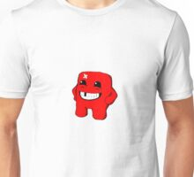 Super Meat Boy is Tough Unisex T-Shirt