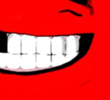 Super Meat Boy is Tough Sticker