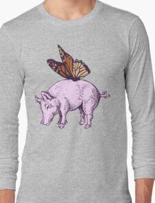 Butterpig Long Sleeve T-Shirt