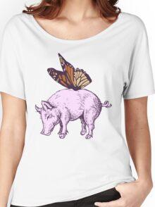 Butterpig Women's Relaxed Fit T-Shirt