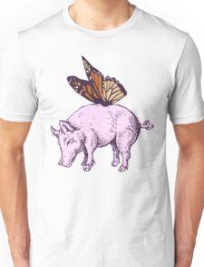 Butterpig Unisex T-Shirt