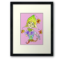 Fairy 3 Framed Print