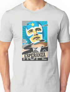 Esperanza (Hope) Lucha libre Unisex T-Shirt
