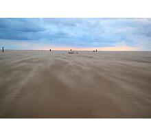 Sandstorm Photographic Print