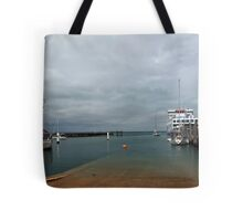 Yarmouth Harbour from the Slipway Tote Bag