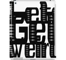 Lets Get Weird | OG Collection iPad Case/Skin