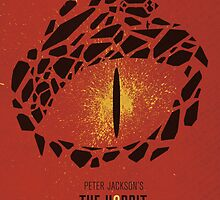 The Hobbit: The desolation of Smaug by carabarts