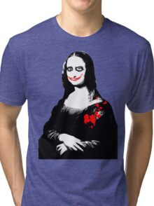 The Laughing One! Tri-blend T-Shirt
