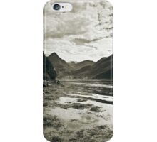 See in mono iPhone Case/Skin