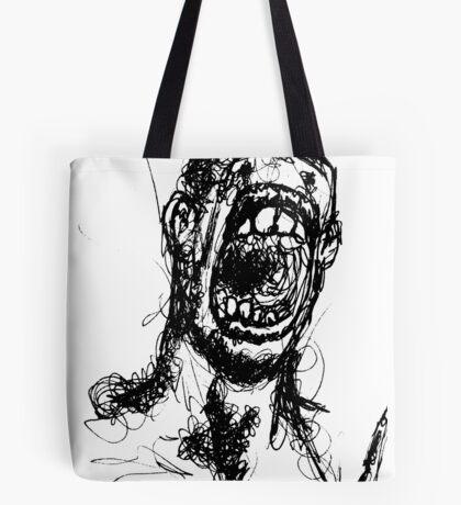 Scream Tote Bag