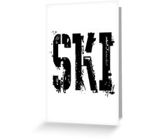 SKI | OG Collection Greeting Card