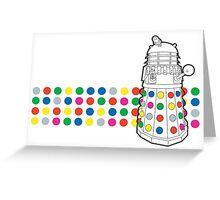 Hirsterminate Greeting Card