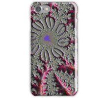 Fractal Flower iPhone Case/Skin