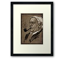 J.R.R. Tolkien Framed Print