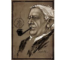 J.R.R. Tolkien Photographic Print