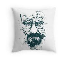 Breaking Bad - Heisenberg Throw Pillow