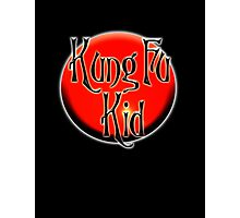 Kung Fu Kid, Chinese, Martial Art, Fight Club Photographic Print