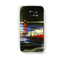 The South Goodwin Light Vessel - all products except duvet Samsung Galaxy Case/Skin