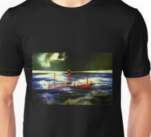 The South Goodwin Light Vessel - all products except duvet Unisex T-Shirt