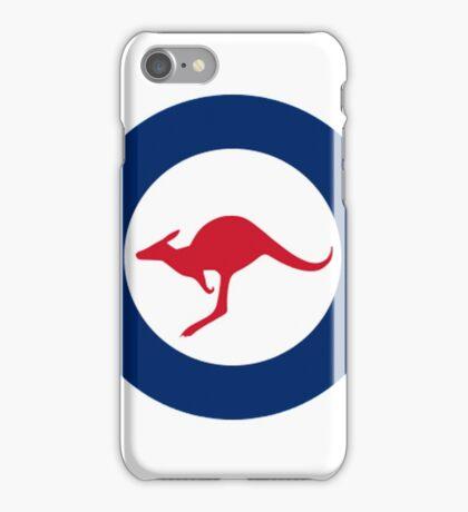Australian Roundel WW2 iPhone Case/Skin