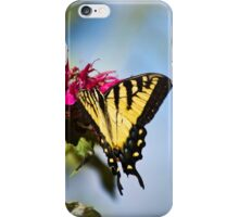 Out of the Blue Butterfly iPhone Case/Skin