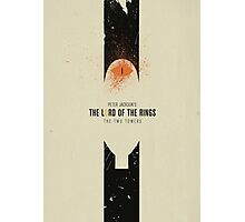 The Lord of the Rings: The Two Towers Photographic Print