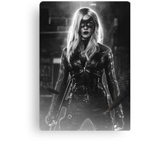 Arrow - Black Canary Canvas Print
