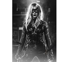 Arrow - Black Canary Photographic Print
