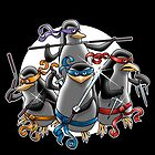 Teenage Mutants Paramilitary Penguins by Fuacka