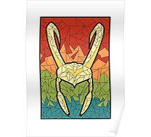 Loki Collage Poster