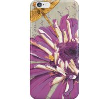Moulin Floral 2 iPhone Case/Skin