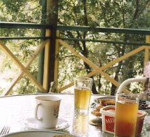An Aussie breakfast by Darryl Beer