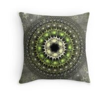 Cosmic Eye Throw Pillow