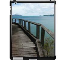 Boardwalk  iPad Case/Skin
