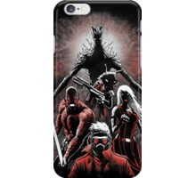 Legendary Guardians iPhone Case/Skin