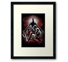 Legendary Guardians Framed Print