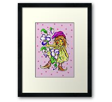 Fairy 7 Framed Print