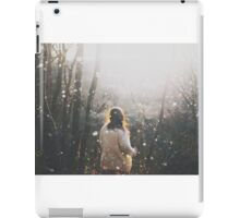 To ashes iPad Case/Skin
