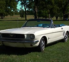 1966 Mustang Convertible by TeeMack