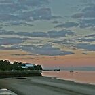 Soft Dawn on Bongaree by bribiedamo