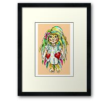 Fairy 8 Framed Print