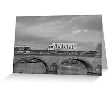 (Our) Habitat Greeting Card